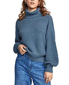RVCA Juniors' Beckett Turtleneck Sweater