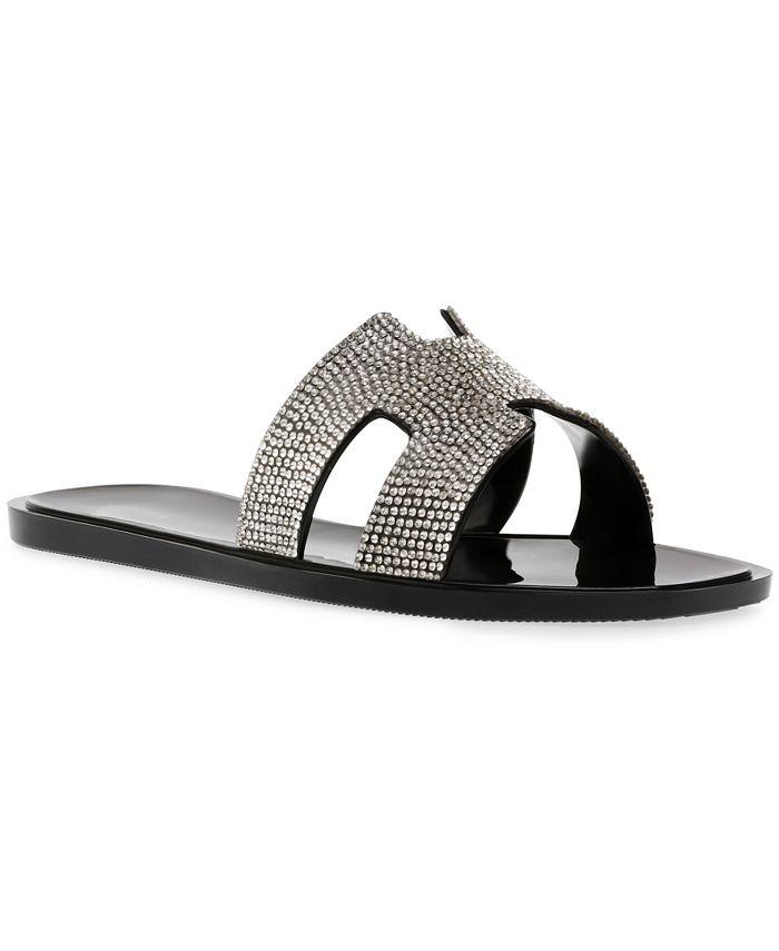 STEVEN NEW YORK - Women's Andie-R Jelly Slide Sandals