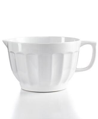 Martha Stewart Collection Melamine Batter Bowl, 4 Qt.