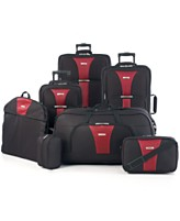 Travelers Choice 991354 7-Pc. Spinner Luggage Set