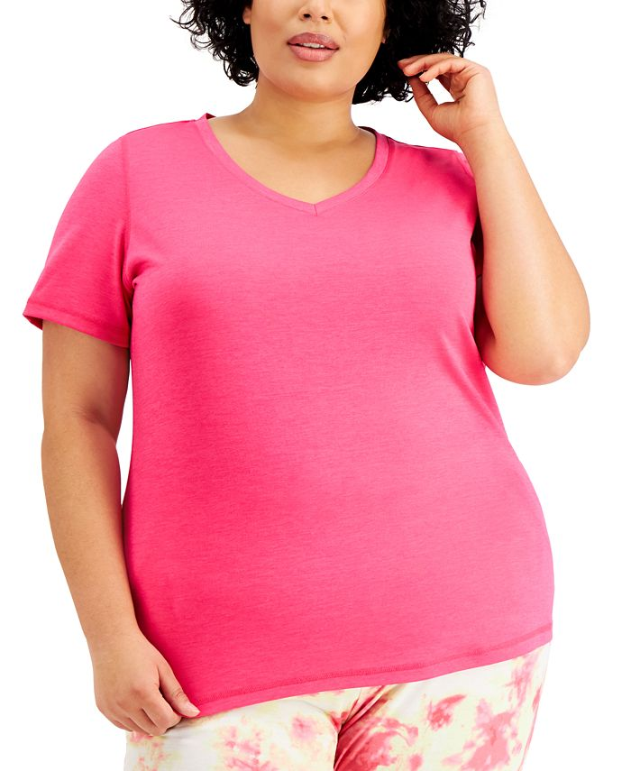 Ideology - Plus Size Semi-Fitted Active T-Shirt