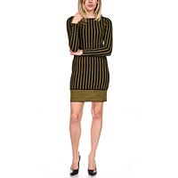 Deals on MICHAEL Michael Kors Printed Bodycon Dress