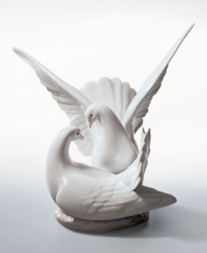 "Lladro ""Love Nest"""