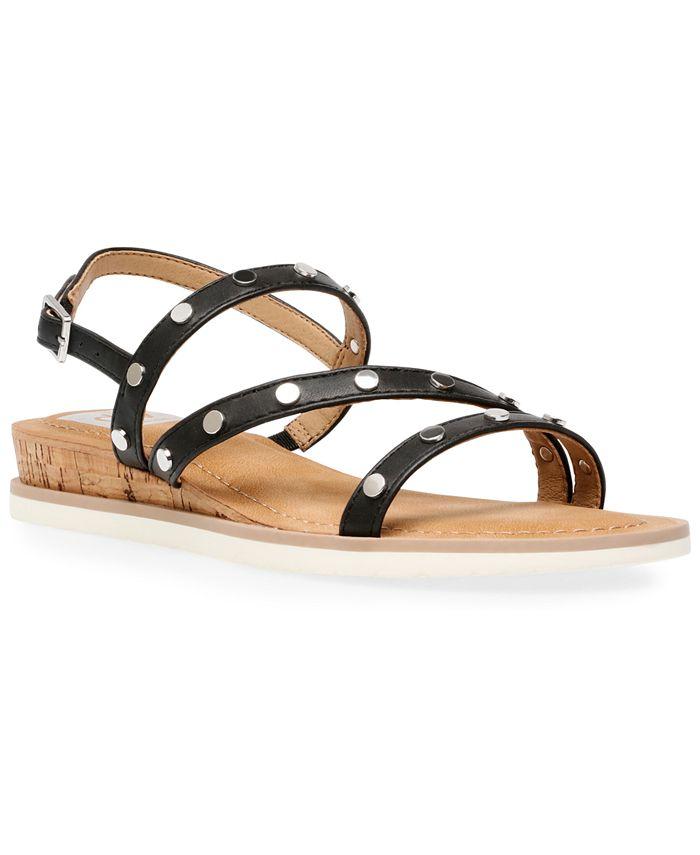 DV Dolce Vita - Febia Studded Demi-Wedge Sandals