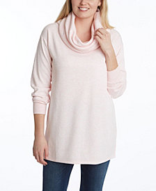 Adyson Parker Women's Cowl Neck Tunic Top
