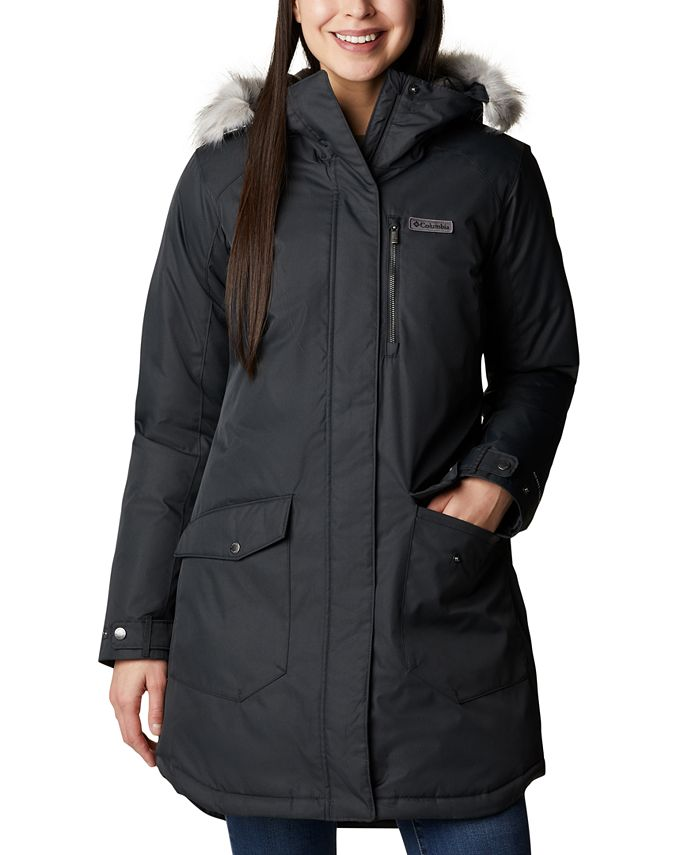 Columbia - Suttle Mountain™ Long Insulated Jacket
