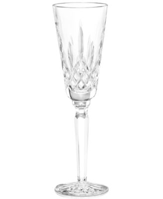 Waterford Stemware, Lismore Tall Platinum Flute