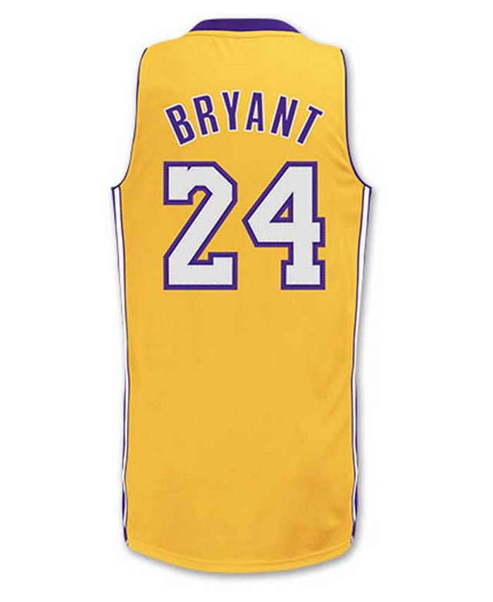 adidas - Kids' Kobe Bryant Los Angeles Lakers Revolution 30 Jersey