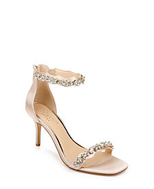 Jewel Badgley Mischka Odele Evening Sandal