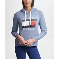Tommy Hilfiger Sport Hoodie with Embroidered Logo (various colors)