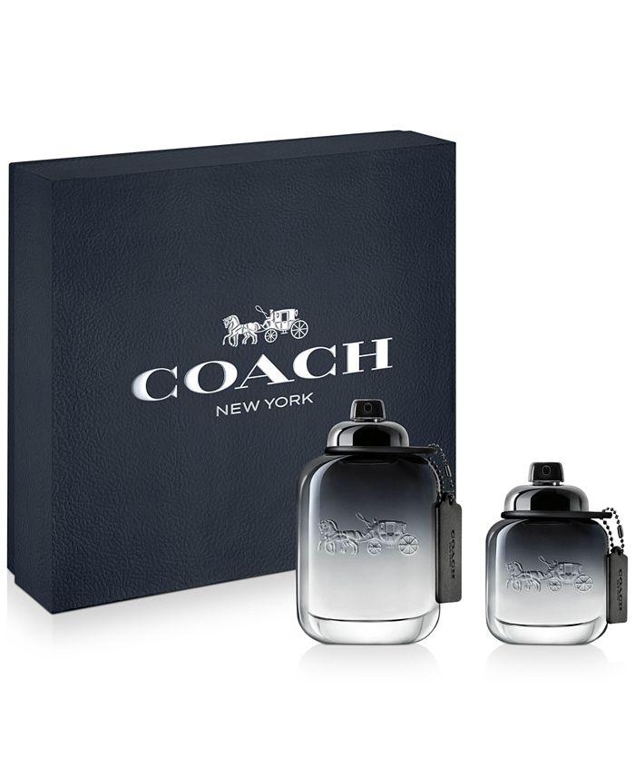 COACH - Men's 2-Pc. COACH FOR MEN Eau de Toilette Gift Set