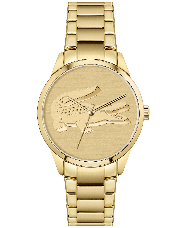 Lacoste Ladycroc Gold Bracelet Watch
