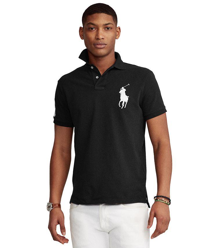Polo Ralph Lauren - Men's Custom Slim Fit Mesh Polo