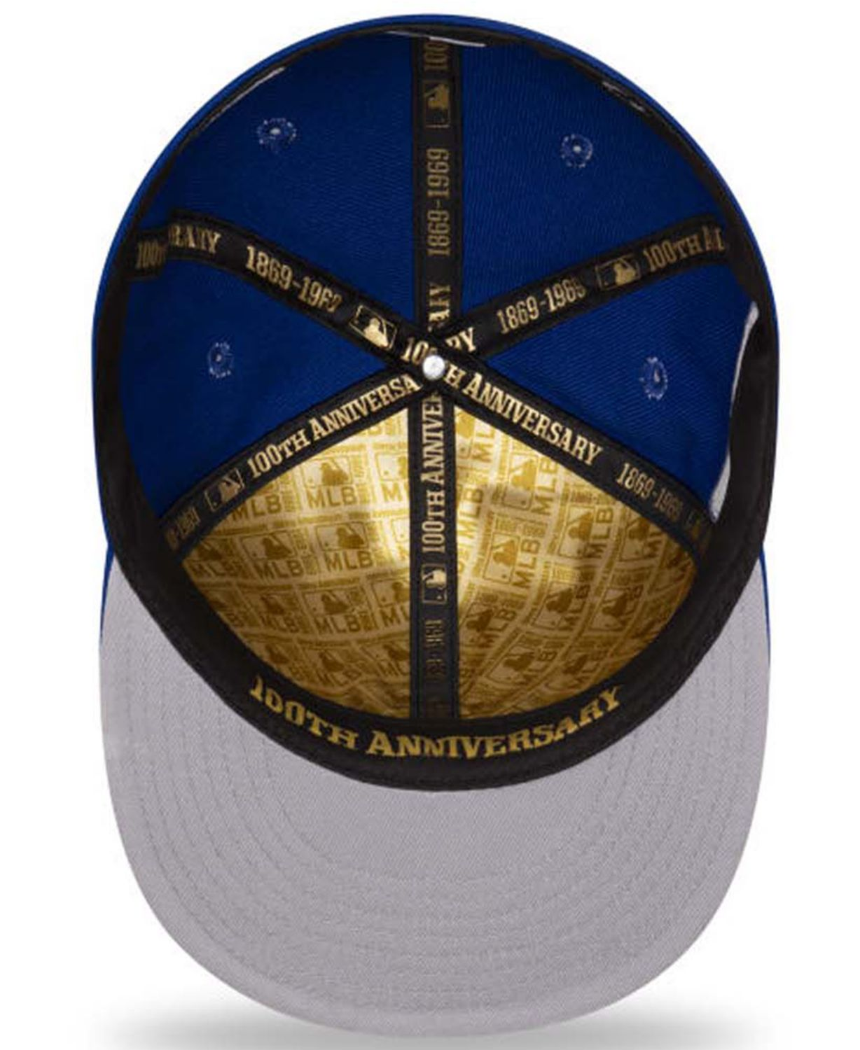 New Era Los Angeles Dodgers 100th Anniversary Patch 59FIFTY Cap & Reviews - MLB - Sports Fan Shop - Macy's