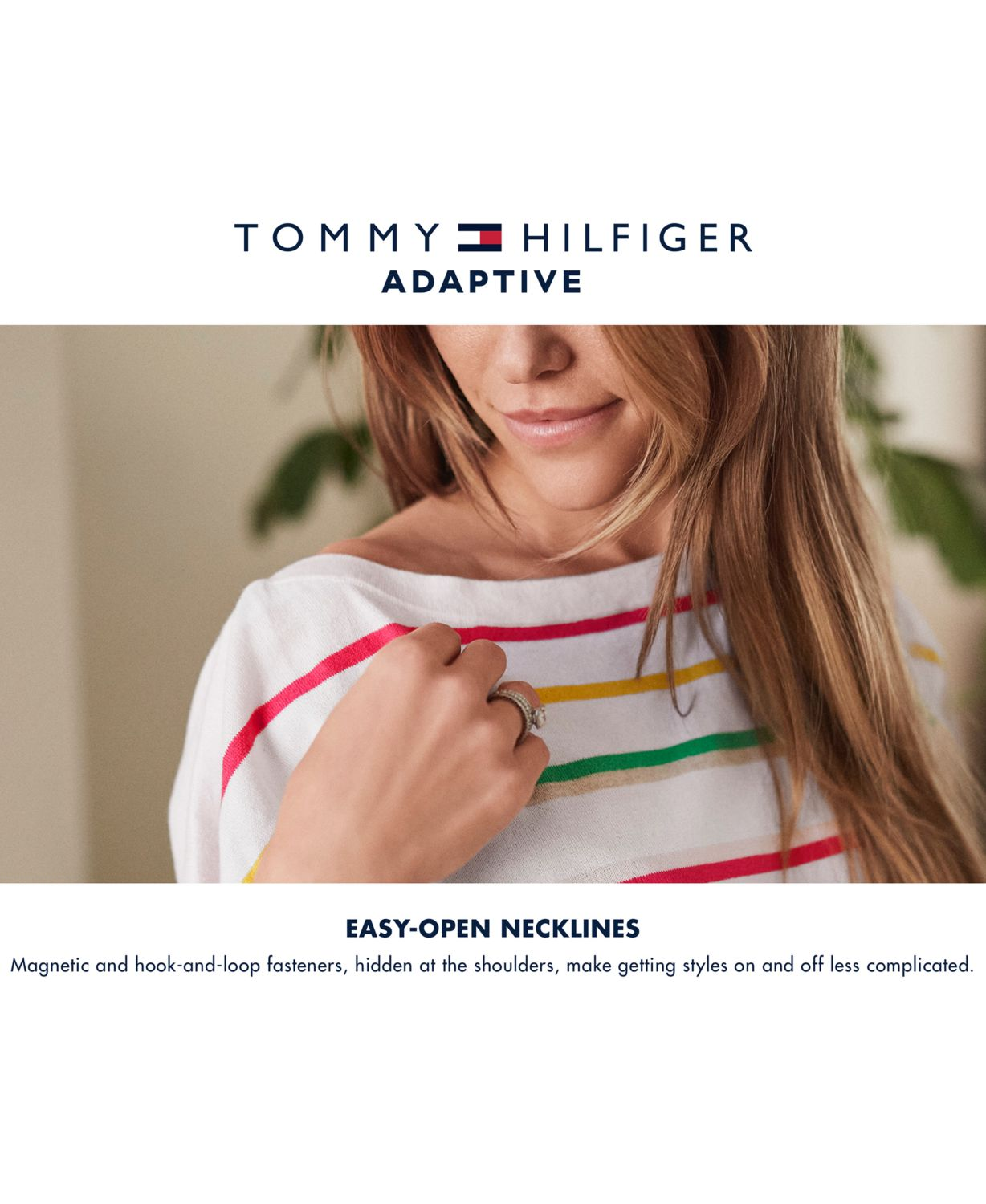 Tommy Hilfiger Men's Custom-Fit Alan Polo with Magnetic Closure & Reviews - Casual Button-Down Shirts - Men - Macy's