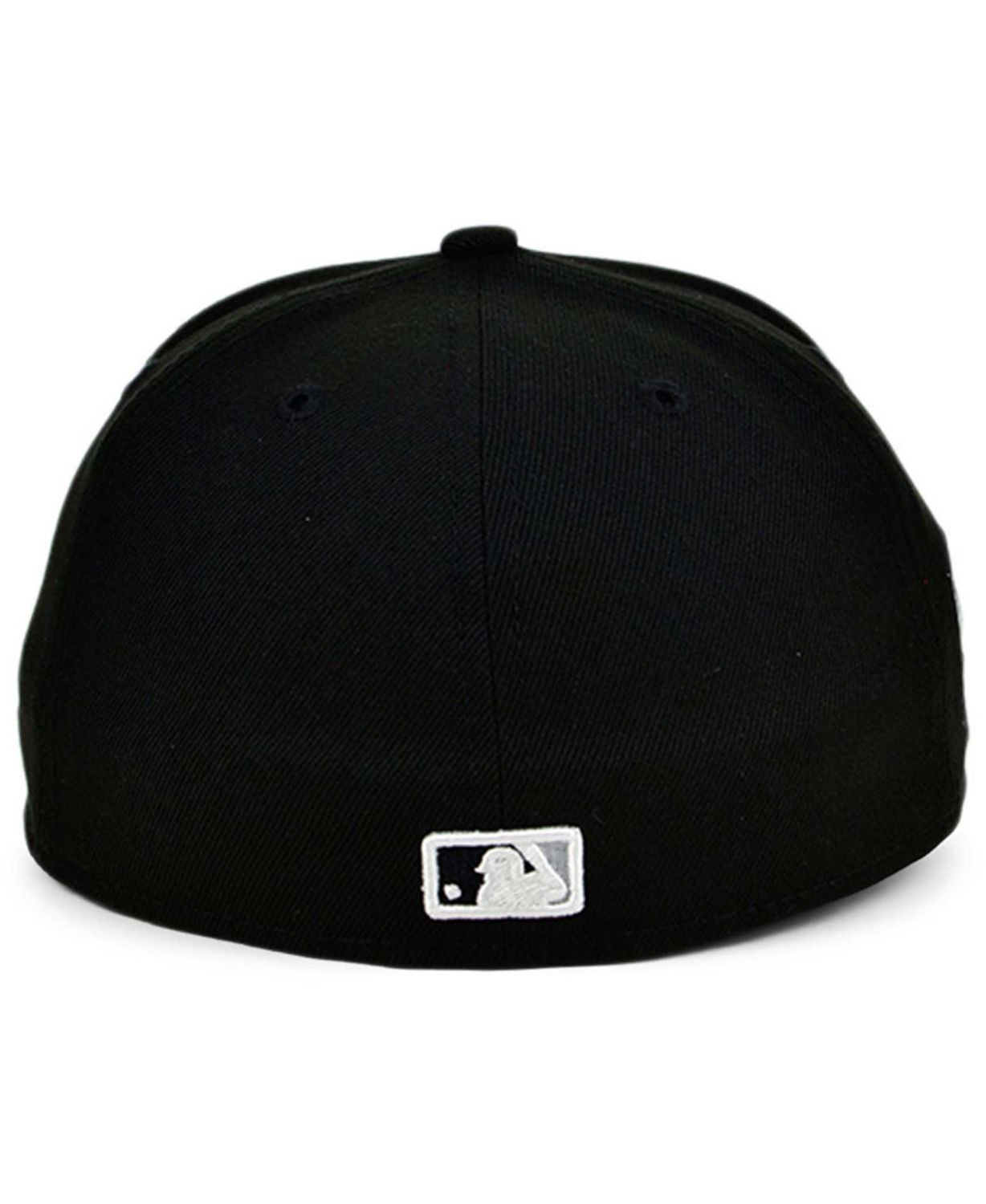 New Era Chicago White Sox Jackie Robinson 50th Patch 59FIFTY Cap & Reviews - MLB - Sports Fan Shop - Macy's