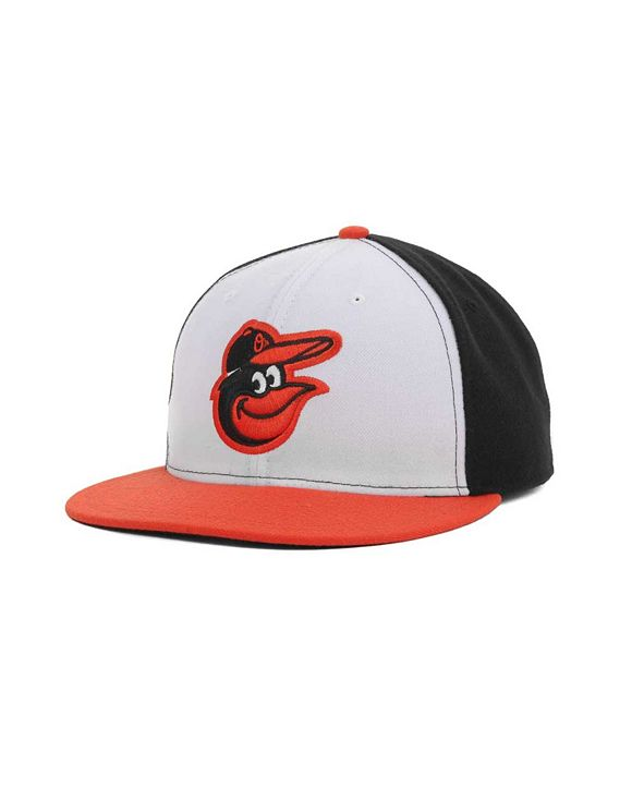 New Era Baltimore Orioles MLB Authentic Collection 59FIFTY Fitted Cap