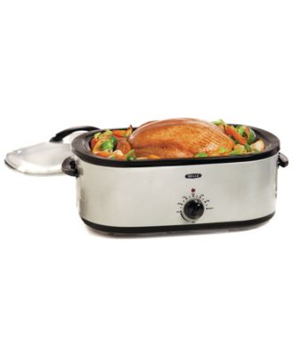 CLEARANCE Bella 13425 18-Qt. Turkey Roaster