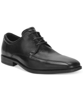 ECCO Men/'s Edinburgh Bike Toe Tie Oxford black 632514
