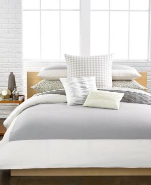 Calvin klein bedding understated elegance with soothing for Calvin klein jardin collection