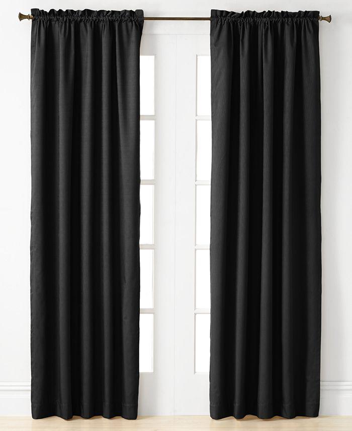 "Miller Curtains - Winston 40"" x 84"" Energy Saving Panel"