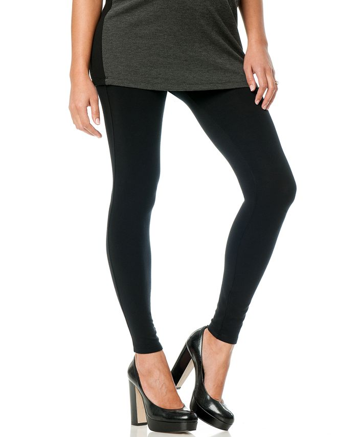 A Pea in the Pod - French Terry Skinny Maternity Leggings