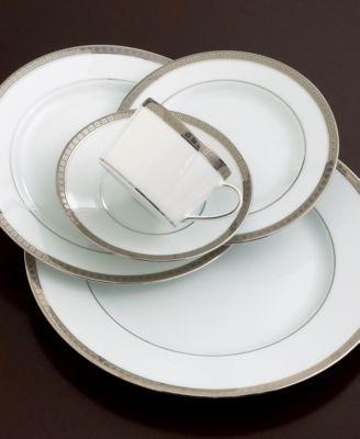 Dinnerware, Athena Platinum Tea Cup, 5oz