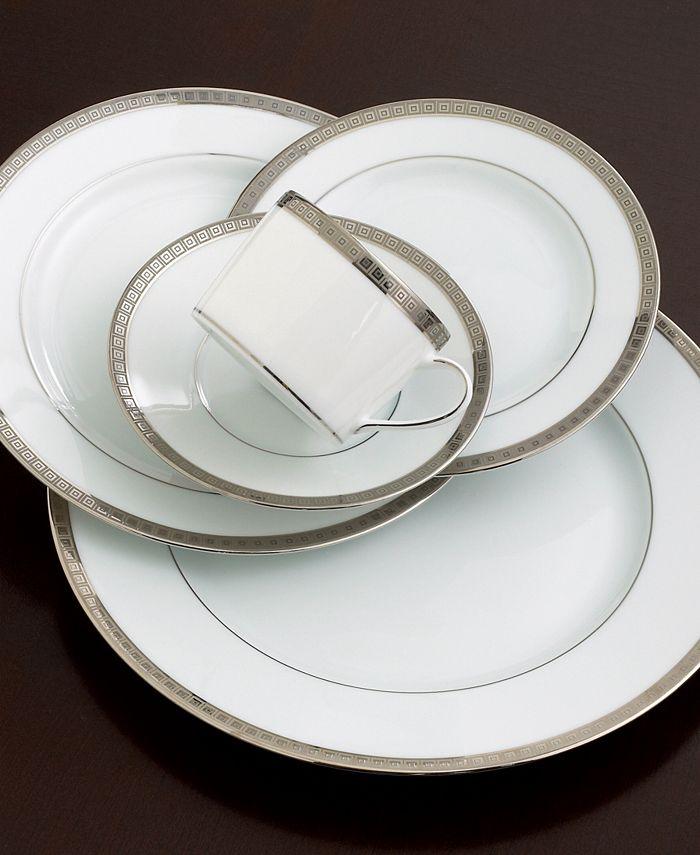 Bernardaud - Athena Platinum Tea Cup, 5oz