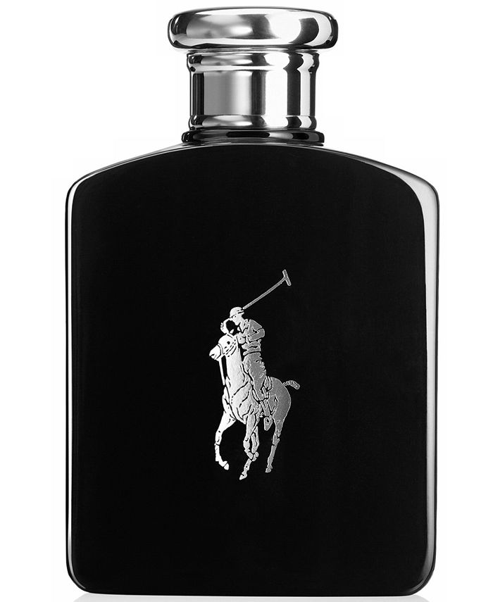 Ralph Lauren - Polo Black for Him by  After Shave Splash, 4.2 oz.