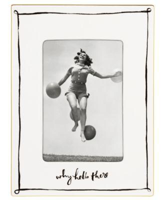 "kate spade new york Daisy Place 4"" x 6"" Frame"