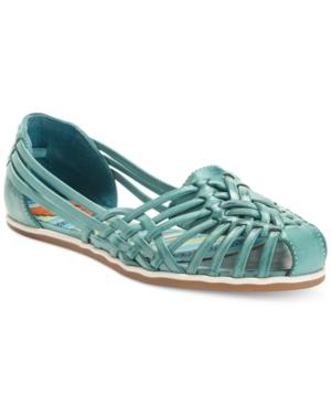 Rocket Dog Bena Huarache Flats Women's Shoes
