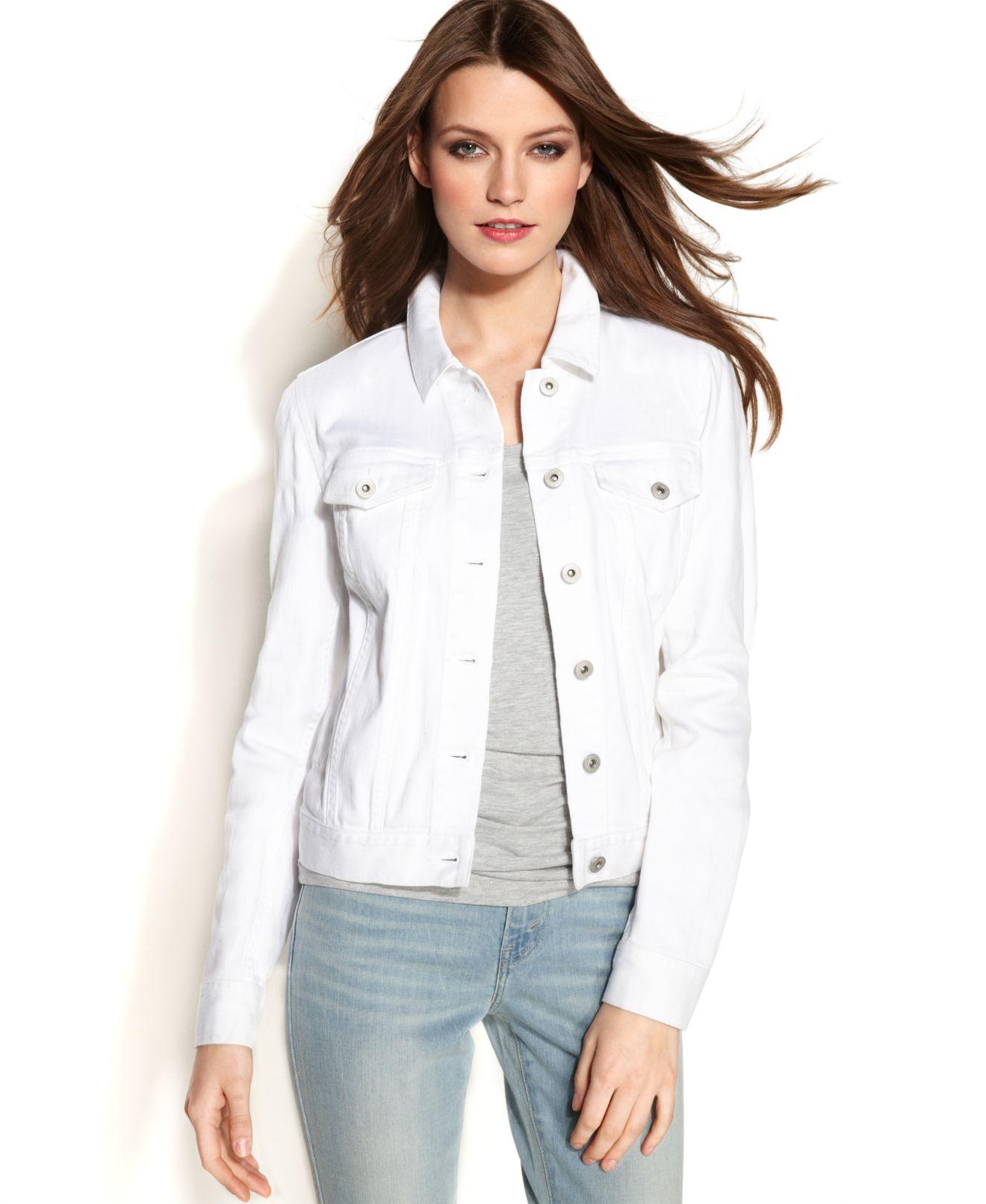 White Washed Denim Jacket Denim Jacket White Wash