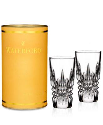 Waterford Giftology Lismore Diamond Shot Glasses
