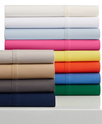 Ralph Lauren RL 464 Percale King Fitted Sheet