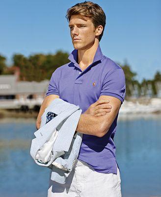 Polo ralph lauren seersucker sport coat pima soft touch for Polo shirt with sport coat