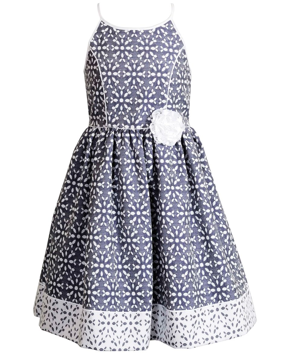 Speechless Girls Polka Dot Dress   Kids