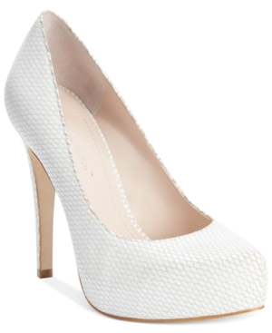 BCBGeneration Parade Platform Pumps Women's Shoes