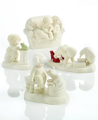 Department 56 Snowbabies Girlfriends Collection