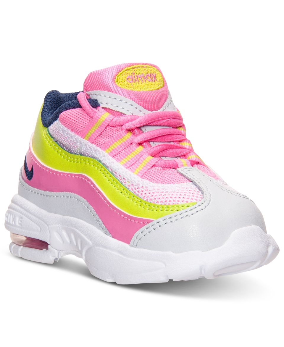 brand new c9f8e 39d75 Nike Girls Toddler Air Max Command Running Sneakers from Finish Line