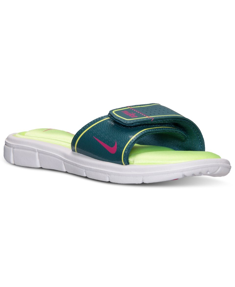 134411eac99c Nike Womens Comfort Slide Sandals from Finish Line on PopScreen