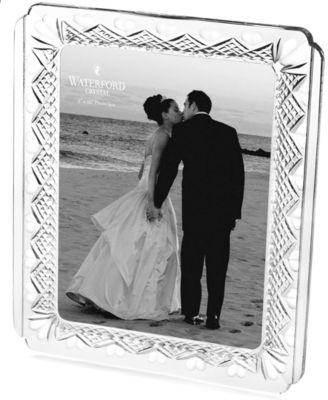 "Waterford Gifts, Wedding Heirloom Frame 8"" X 10"""