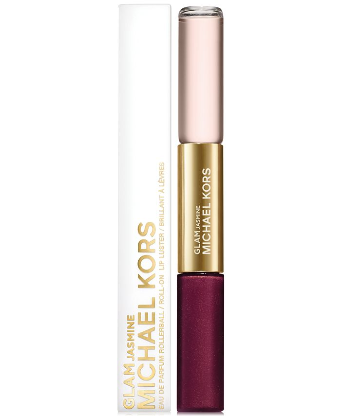Michael Kors - Collection Glam Jasmine Rollerball & Lip Luster Duo