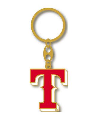 Aminco Texas Rangers Heavyweight Keychain