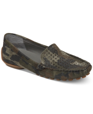 BCBGeneration Ashby Perforated Moccasins Women's Shoes