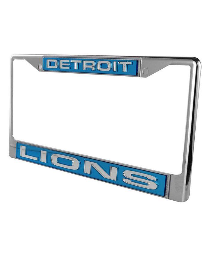 Rico Industries - Detroit Lions License Plate Frame
