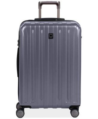 "CLOSEOUT! Delsey Helium Titanium 25"" Expandable Hardside Spinner Suitcase"