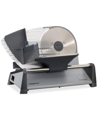 Waring Pro FS155 Food Slicer, Professional