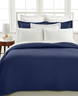 Charter Club Damask Quilted King 3-Pc. Coverlet Set, Only at Macy's