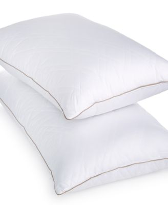 CLOSEOUT! Martha Stewart Collection Allergy Wise Traditional Down Alternative Standard/Queen Pillow