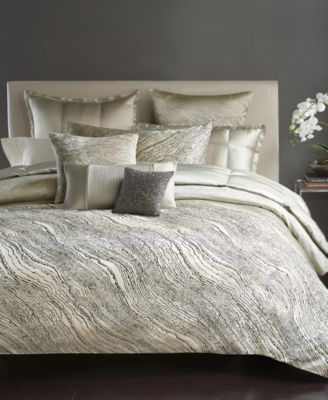 Donna Karan Modern Pulse Full/Queen Quilt